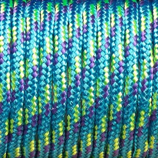 petroli/sininen/neonvihreä