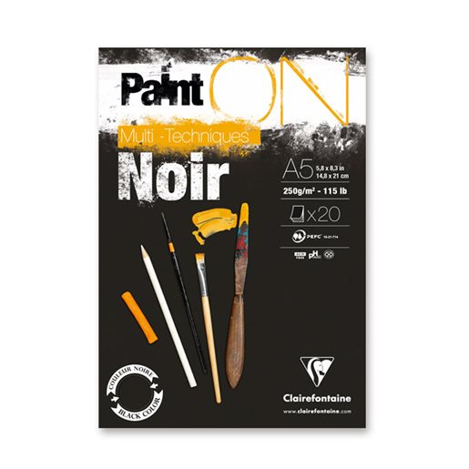 Paint On Noir