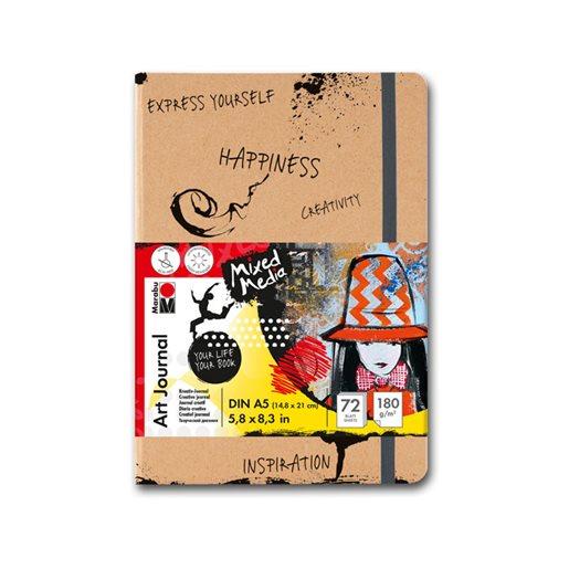 Art Journal kirja
