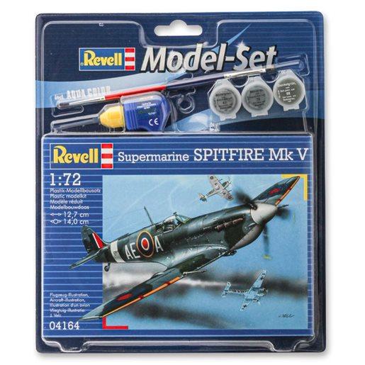 Pienoismallisarja Spitfire MK V