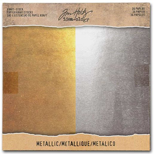 Kraft stock metallic