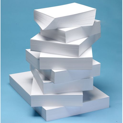 Piirustuspaperi suurpakkaus